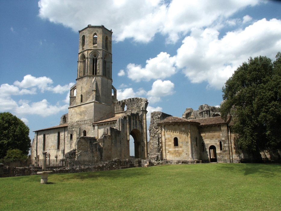 Abbaye La Sauve /