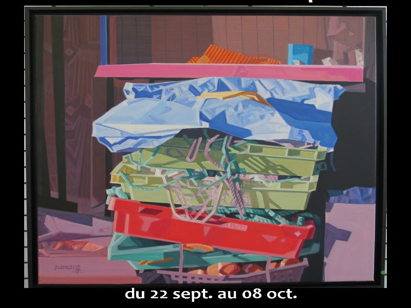 Exposition Jean Paul Darracq /