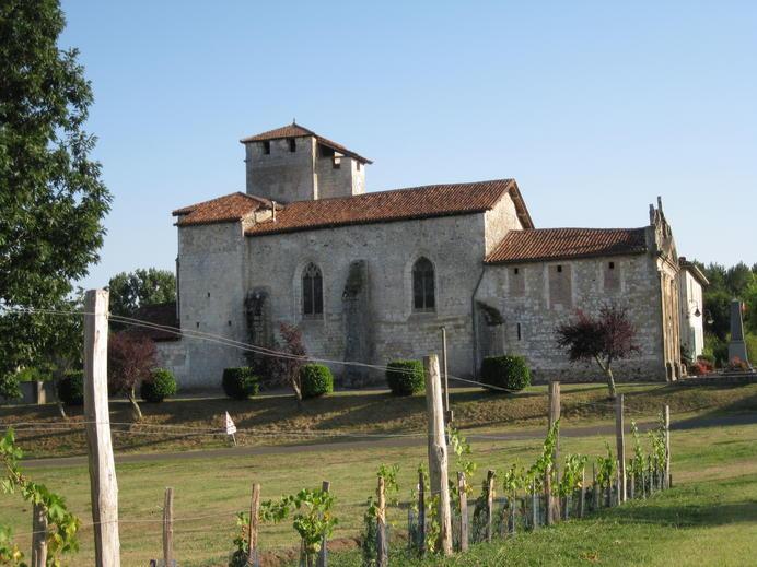 Eglise de Sarbazan