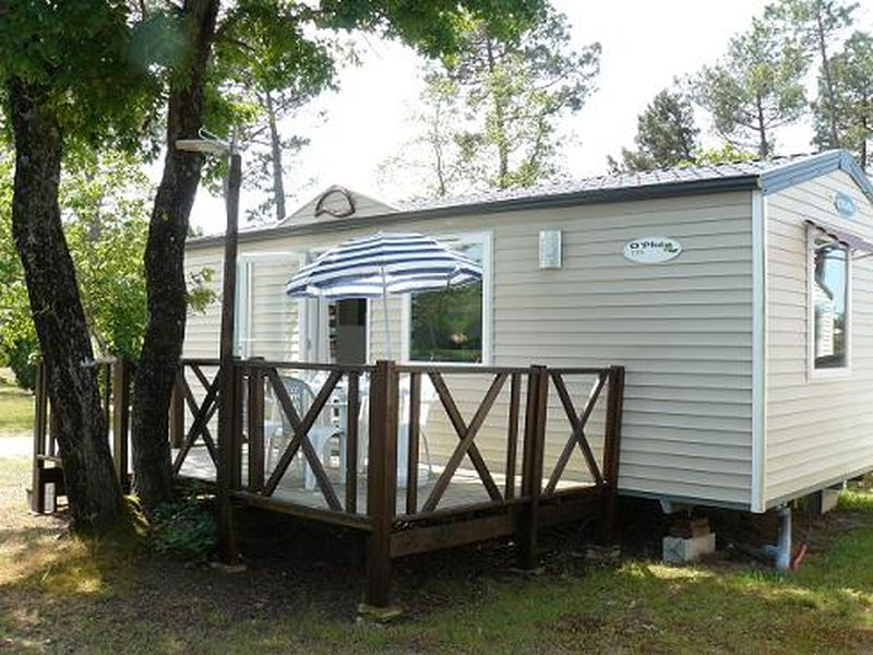 Camping Le Braou - Mobil Home /