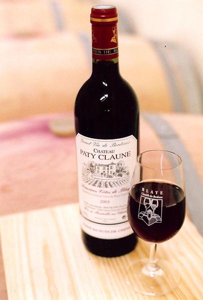 Château Paty-Claune