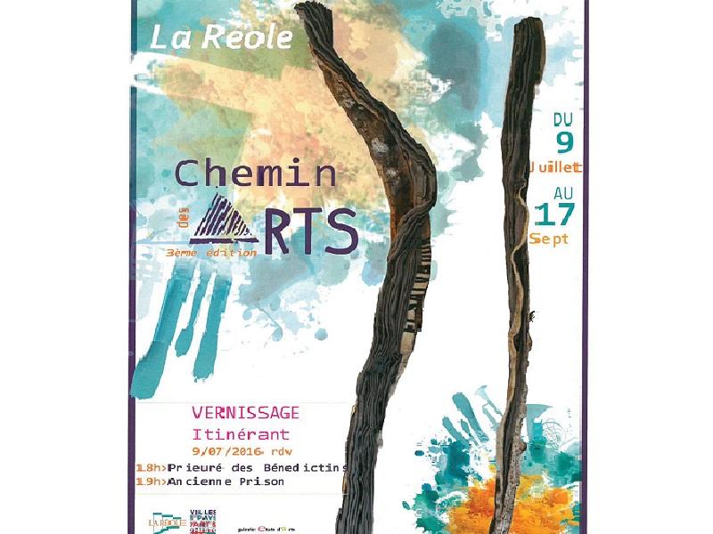 Chemin des arts flyer 800x600 /