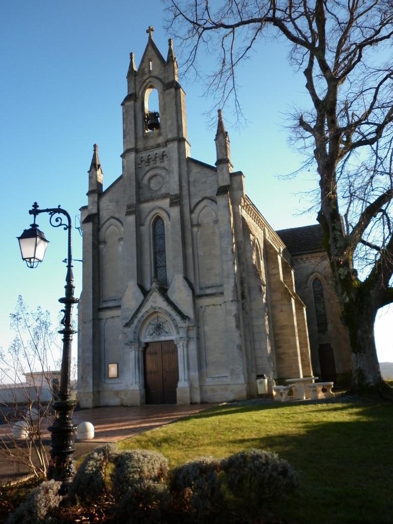Eglise d'Omet /