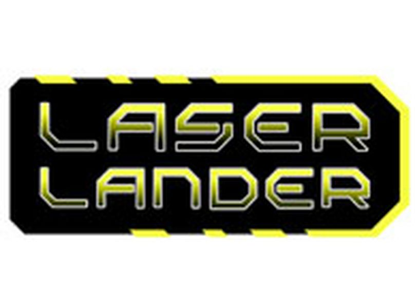 Illustration -Laser Lander