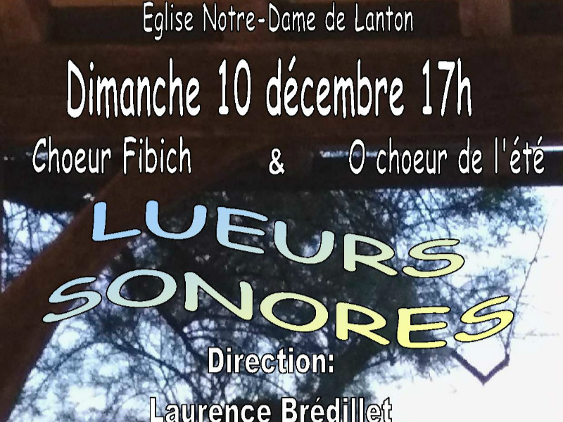 Lueurs sonores
