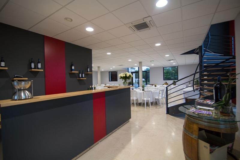 salle de réception Bourcier Saint Androny