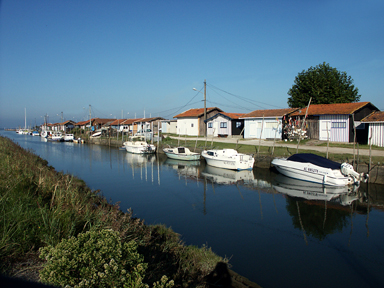 Port d'Audenge