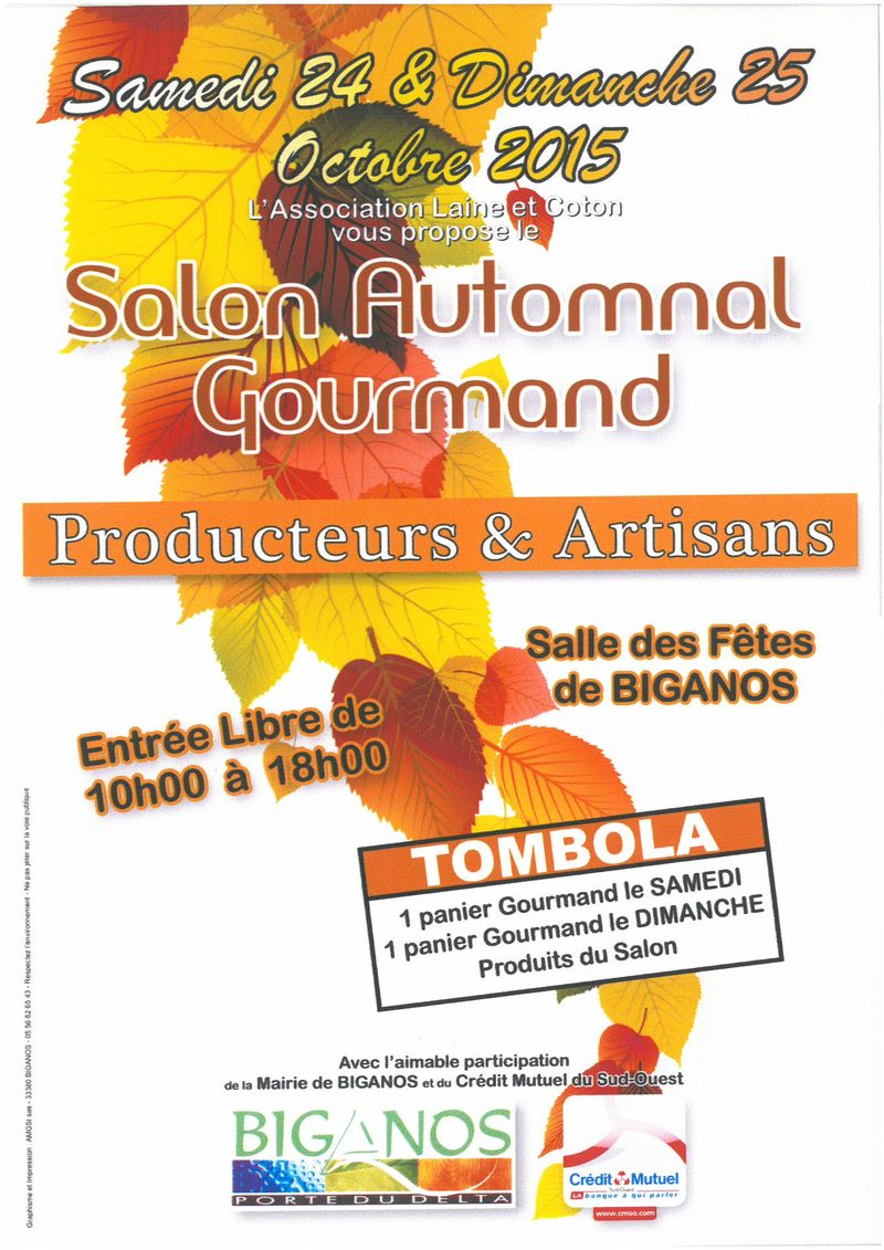 Salon Automnal Gourmand