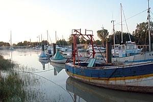 St-Ciers-sur-Gironde - Port des Callonges