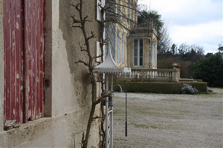 chateau de bellegarde /
