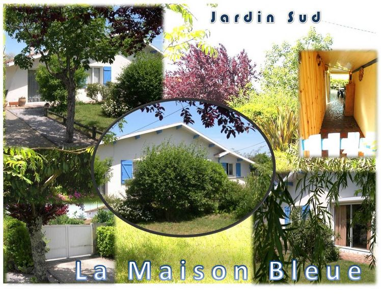 Illustration - La Maison Bleue