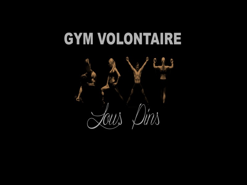 gym volontaire Lous Pins