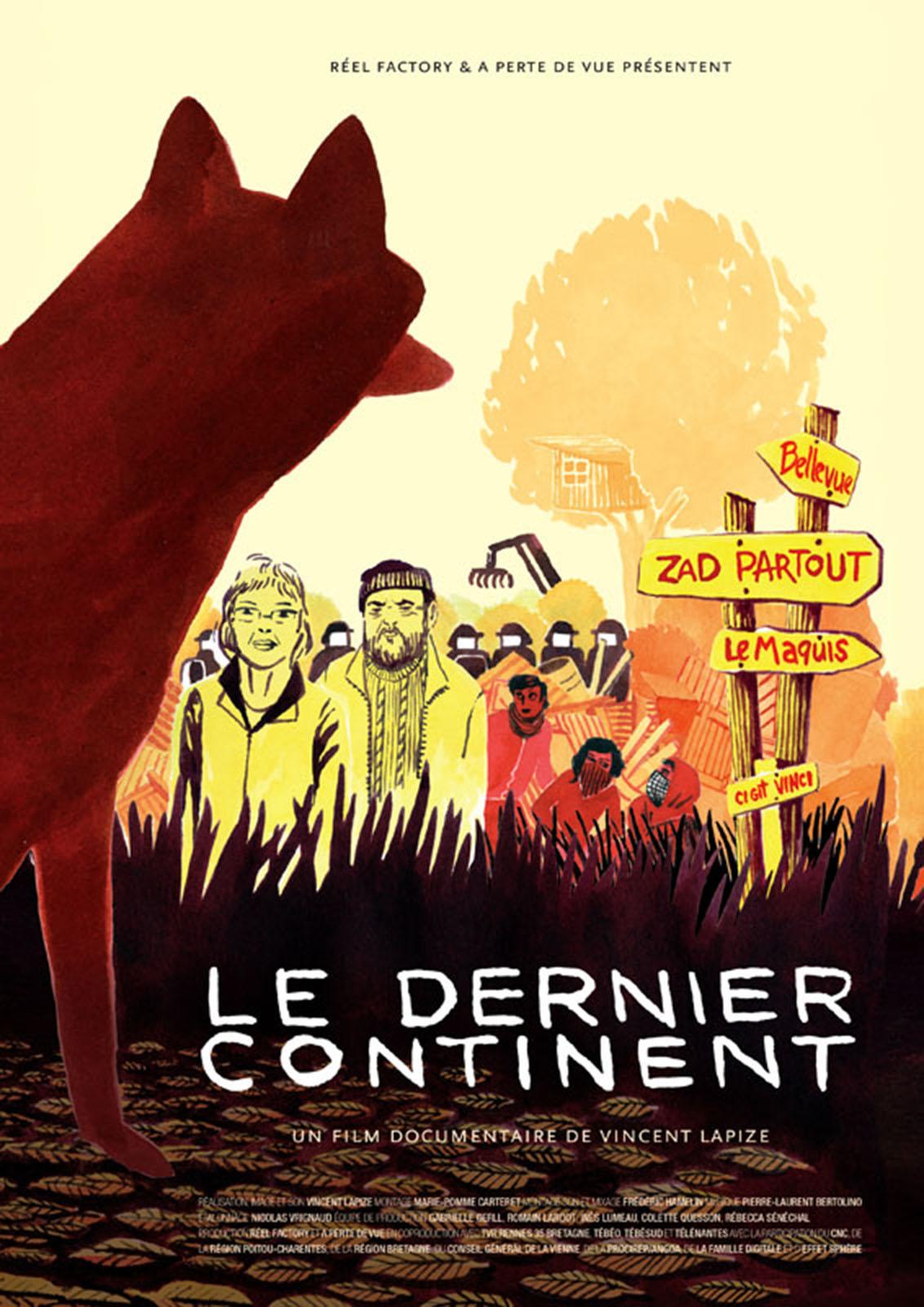 le dernier continent /