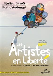 Les artistes en liberté