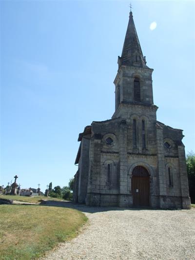 Eglise Lignan de Bazas