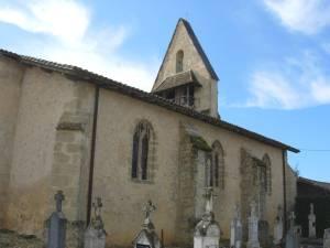 Eglise de Gajac