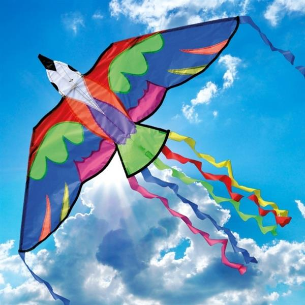 making a kite