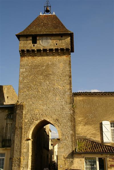 Porte de Benauge
