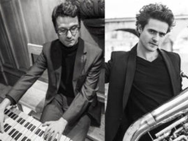 Concert de Bourg Arts et Vins : David Cassan - Thomas Leleu (orgue - tuba)