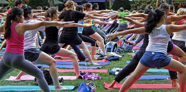 Festiyoga - Festival de Yoga en plein air