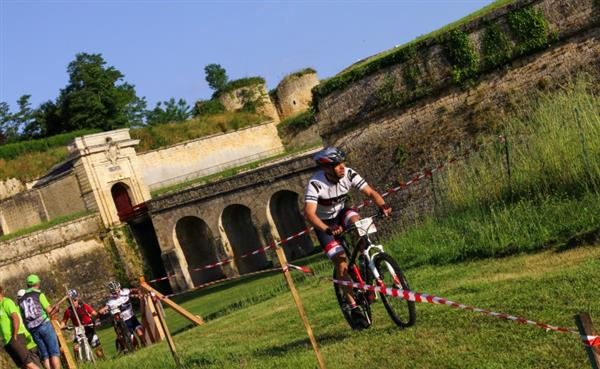 Bike marathon of Blaye wineries